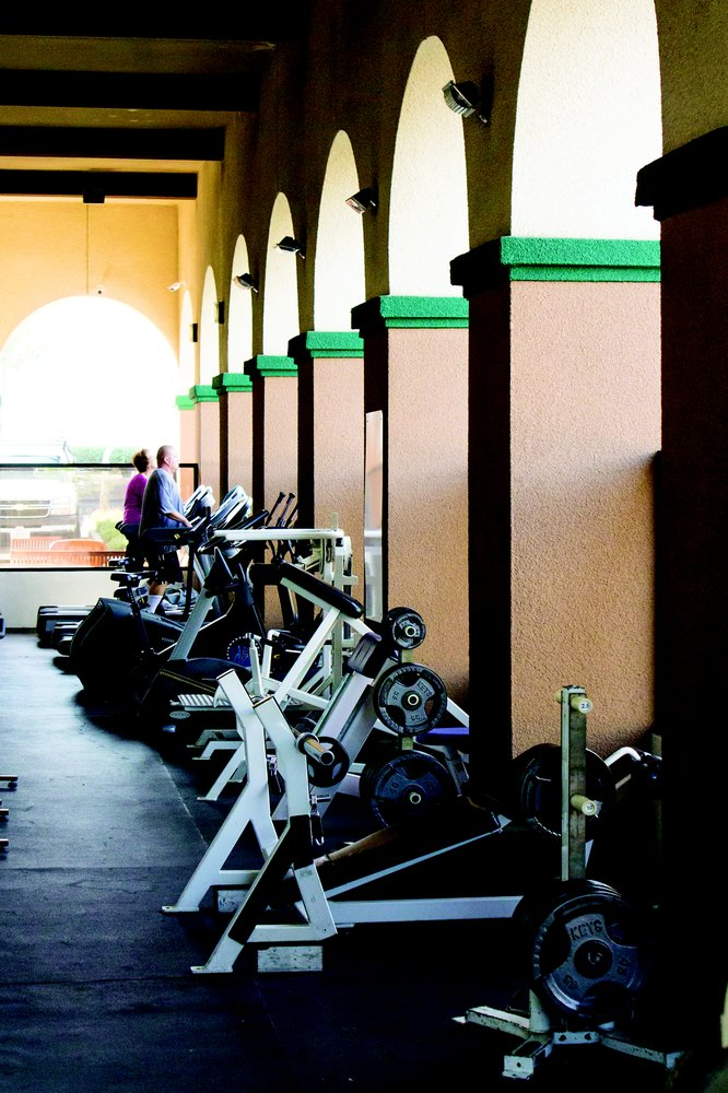 Club Paradise Fitness