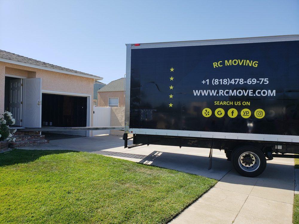 RC Moving Company: 1180 Patricia Ave, Simi Valley, CA