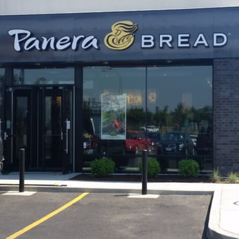 Photo of Panera Bread - Spokane Valley, WA, United States. Front of store