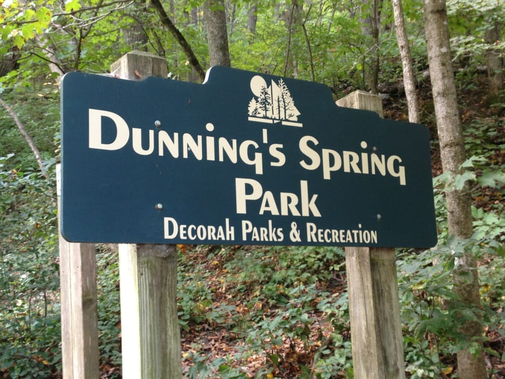 Social Spots from Decorah Parks & Recreation