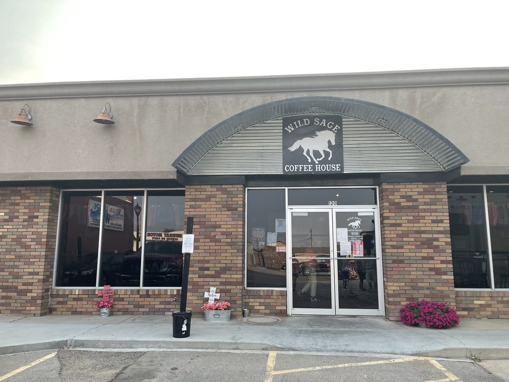 Wild Sage Coffee House: 120 S 200 E, Roosevelt, UT