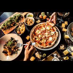 O O Sicilian Kitchen Bar Santa Monica Ca