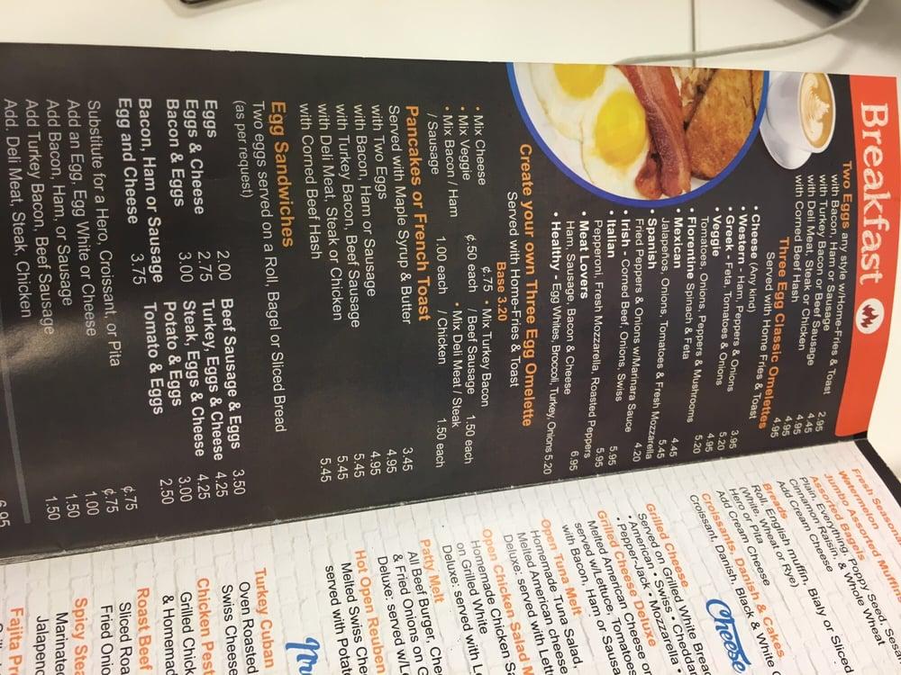 Griddle Cafe Deli Long Island City Ny