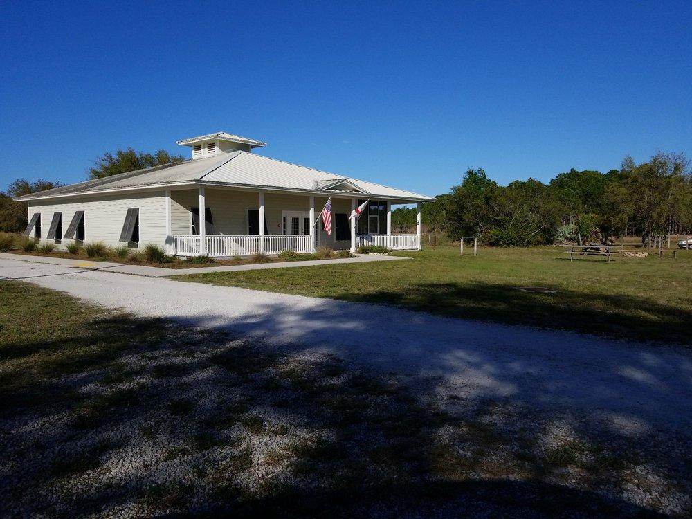St. Sebastian River Preserve State Park: 1000 Buffer Preserve Dr, Fellsmere, FL