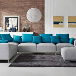 Photo Of Creative Furniture Galleries   Fairfield, NJ, United States.  Carina Modular Sectional