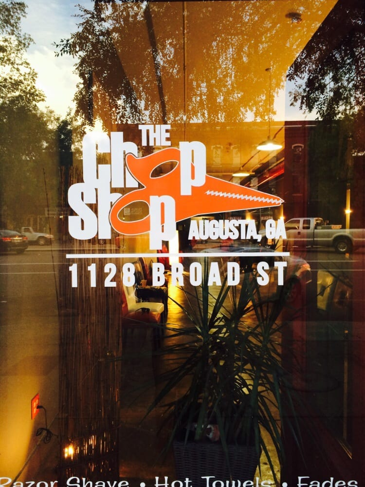 The Chop Shop: 1128 Broad St, Augusta, GA
