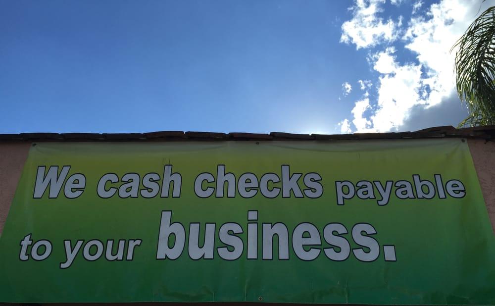 Canoga Park Check Cashing