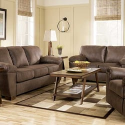 Photo Of Fantastic Furniture Jacksonville Fl United States Walnut Sofa