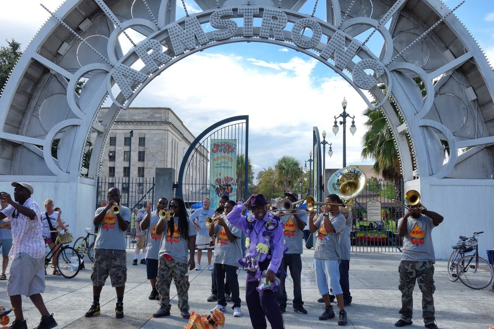 Jazz in the Park: 901 N Rampart, New Orleans, LA