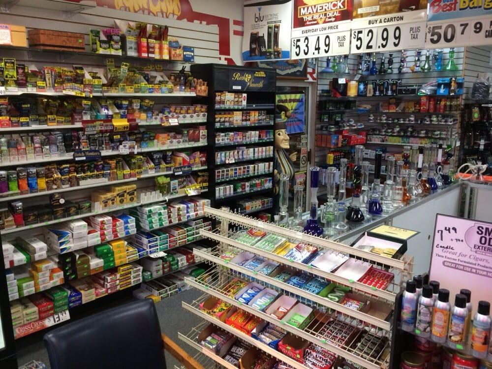 Smokers Express of Auburn hills: 3031 E Walton Blvd, Auburn Hills, MI
