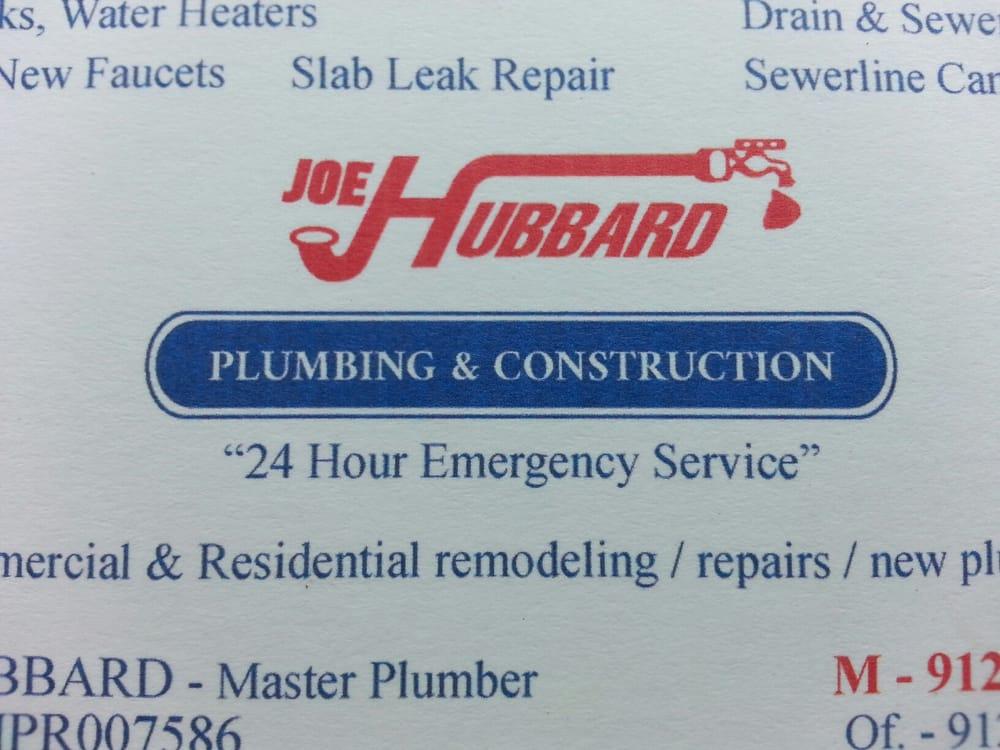 Hubbard Plumbing - Plumbing - Savannah, GA - Phone Number - Yelp