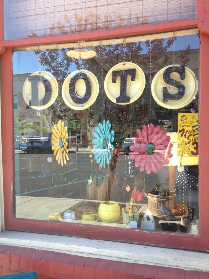 Dots Vintage Funk: 230 Ea Main St, Palouse, WA