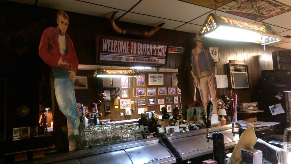 Butch's Cafe: 127 S Main St, North English, IA