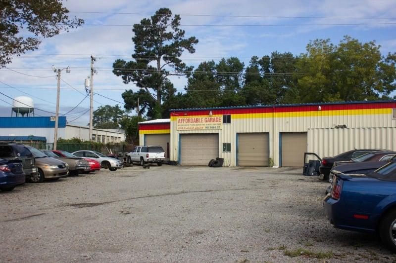 Affordable garage garages 903 todd st myrtle beach for Affordable garage