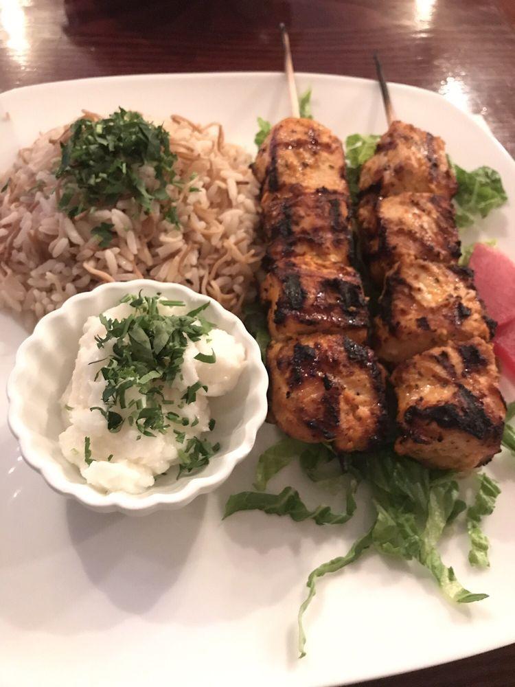 Food from Savory Maza