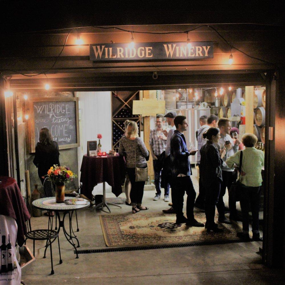 Wilridge Winery