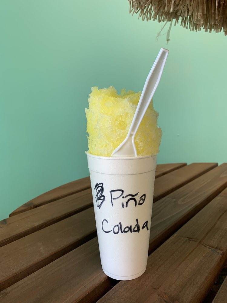 Paradise Shaved Ice: 255 Sheridan Rd, Noblesville, IN