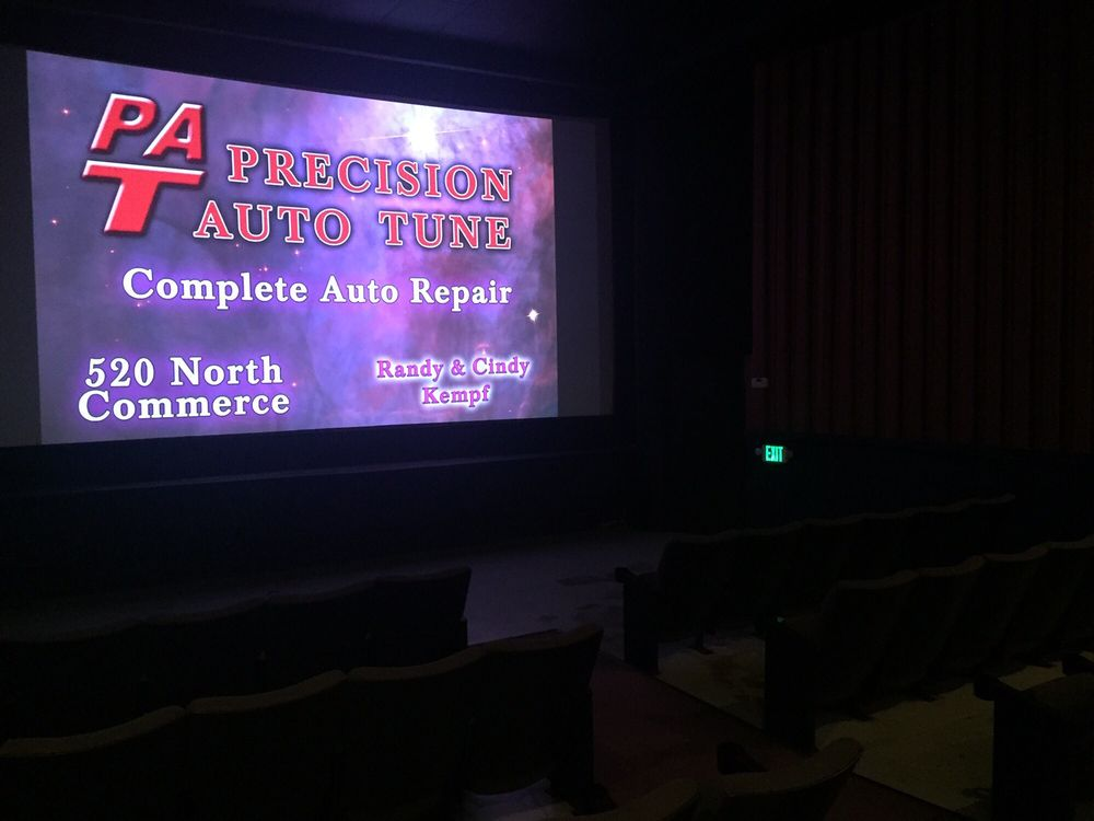 Cinema Centre Holly Theatre: 615 Court St, Beatrice, NE
