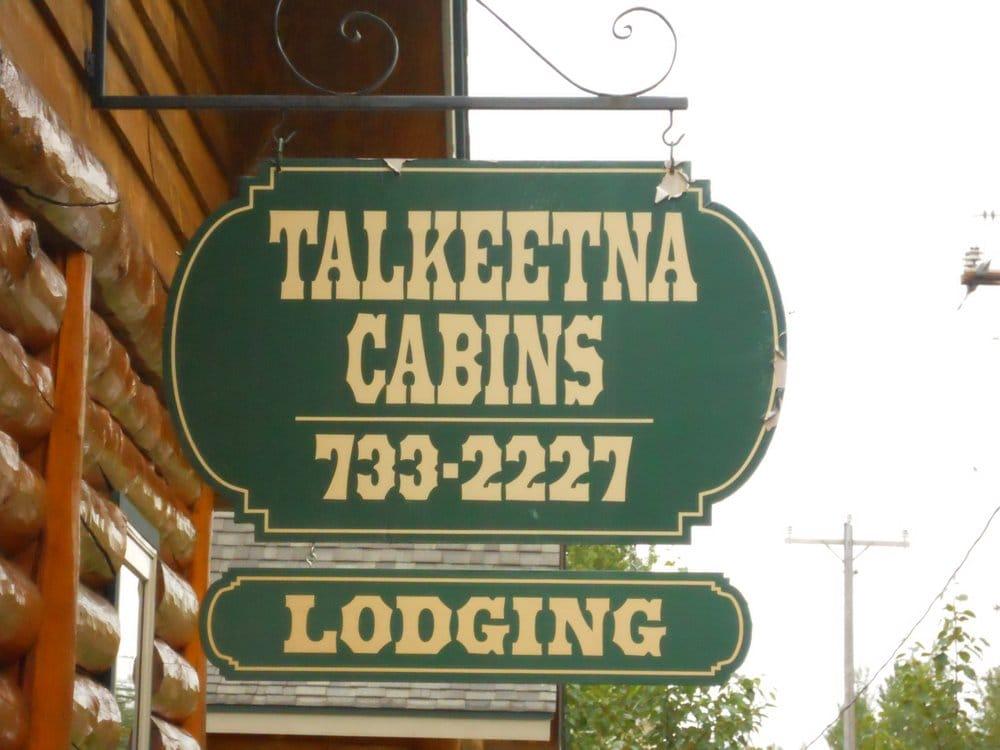 Talkeetna Cabins accommodation