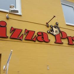 pizza proff løkken menukort