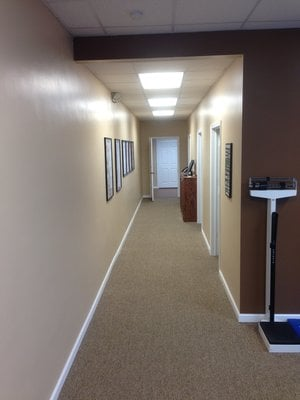 Infield Chiropractic Clinic: 6177 Rte 193, Kingsville, OH