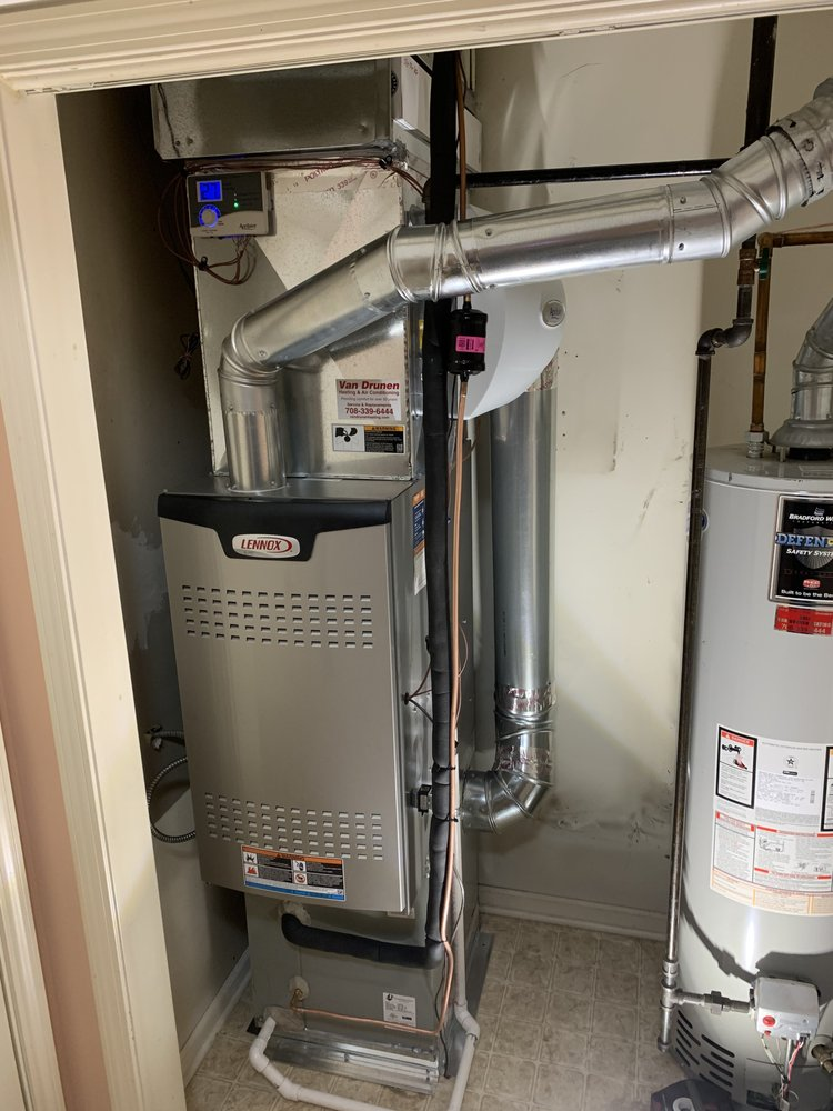 Van Drunen Heating & Air Conditioning: 1440 E 168th St, South Holland, IL