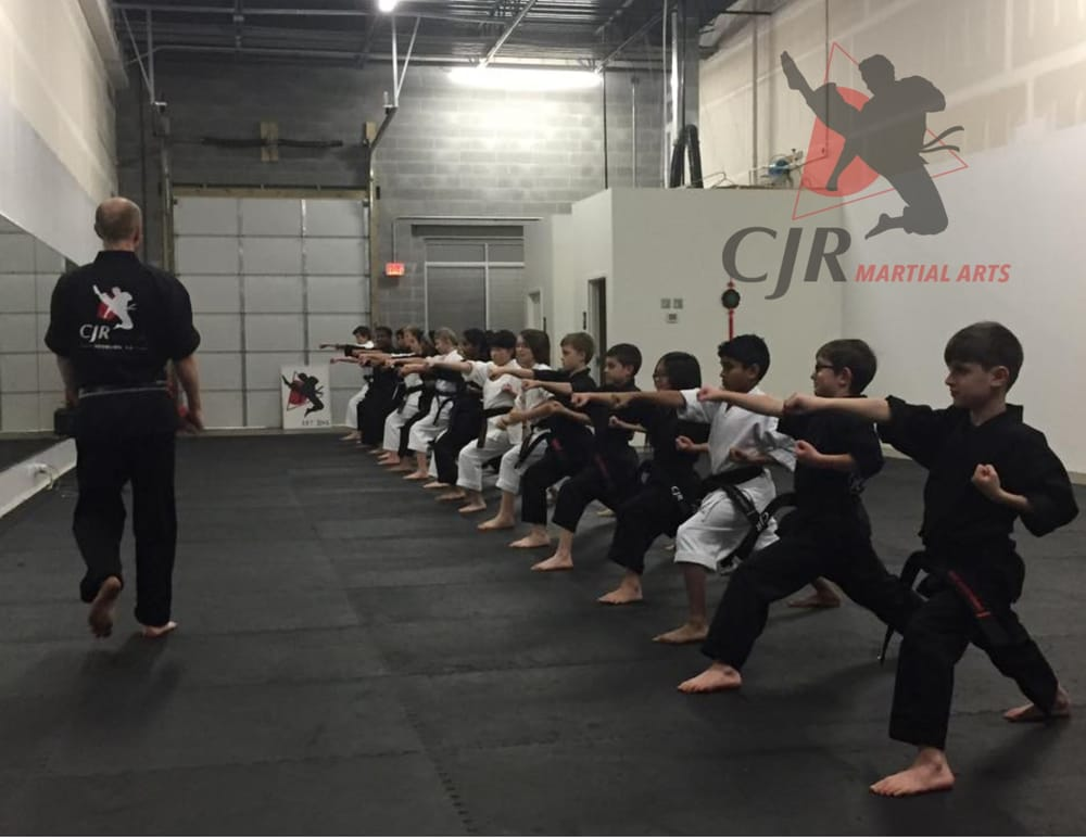 CJR Martial Arts: 44200 Waxpool Rd, Ashburn, VA