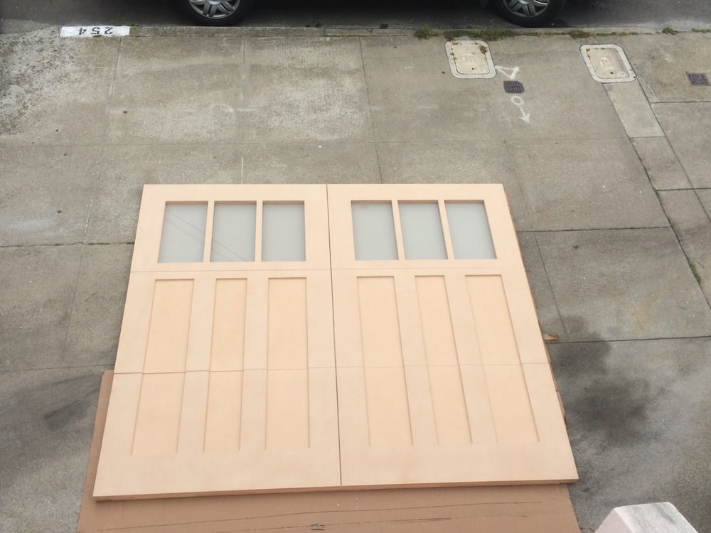 Our Garage Door Ready To Be Set Up Yelp Make Your Own Beautiful  HD Wallpapers, Images Over 1000+ [ralydesign.ml]