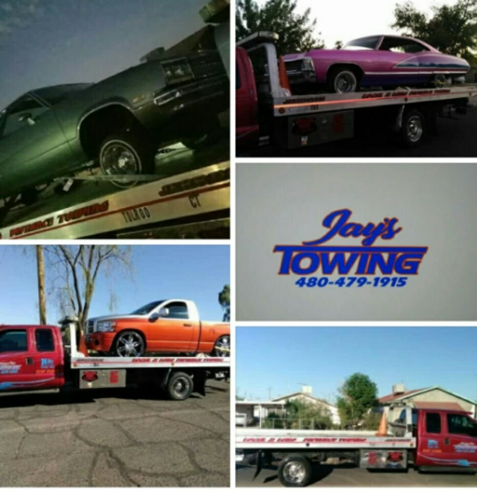 Towing business in Sun Lakes, AZ