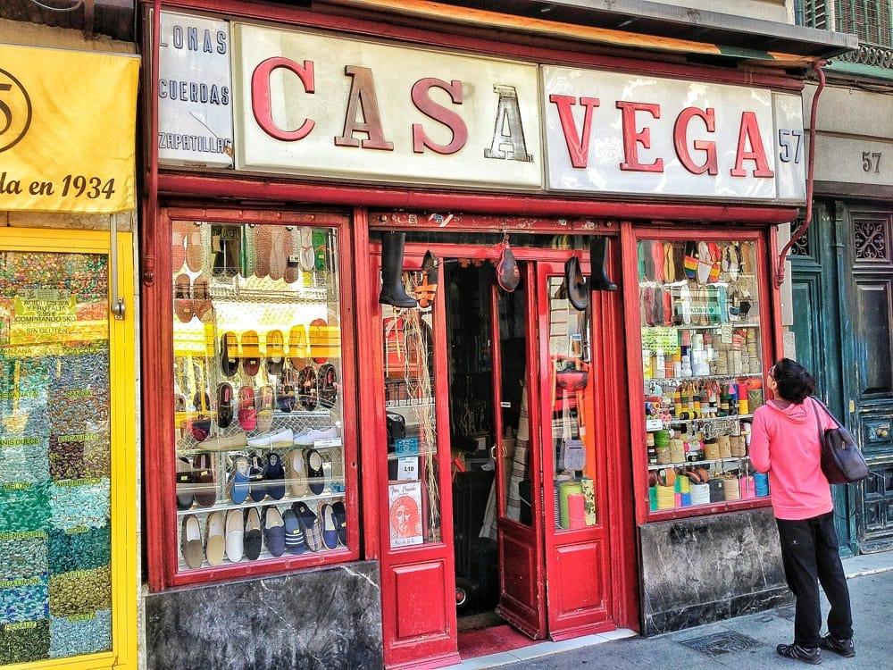 Casa Vega Alpargateria