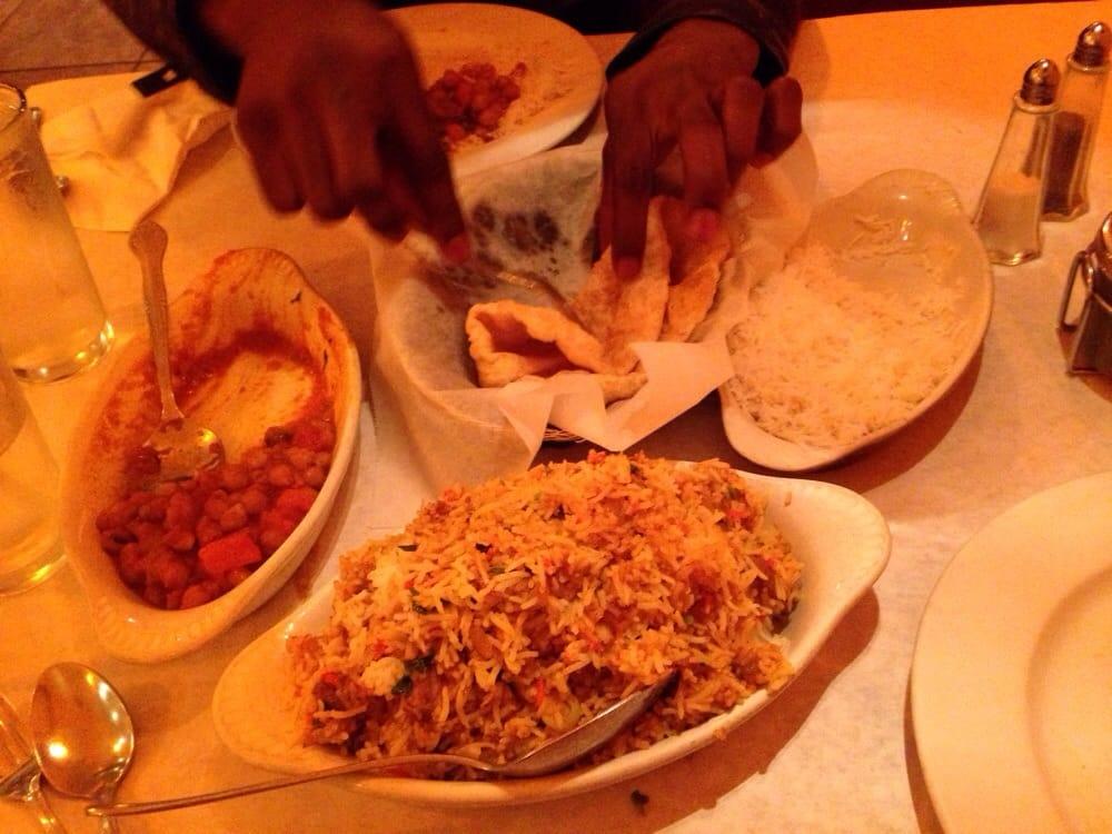Manas Indian Cuisine