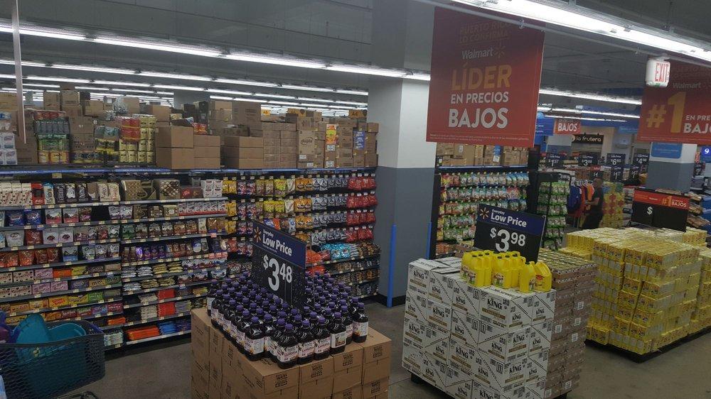 Walmart Supercenter: 701 Rh Todd, San Juan, PR