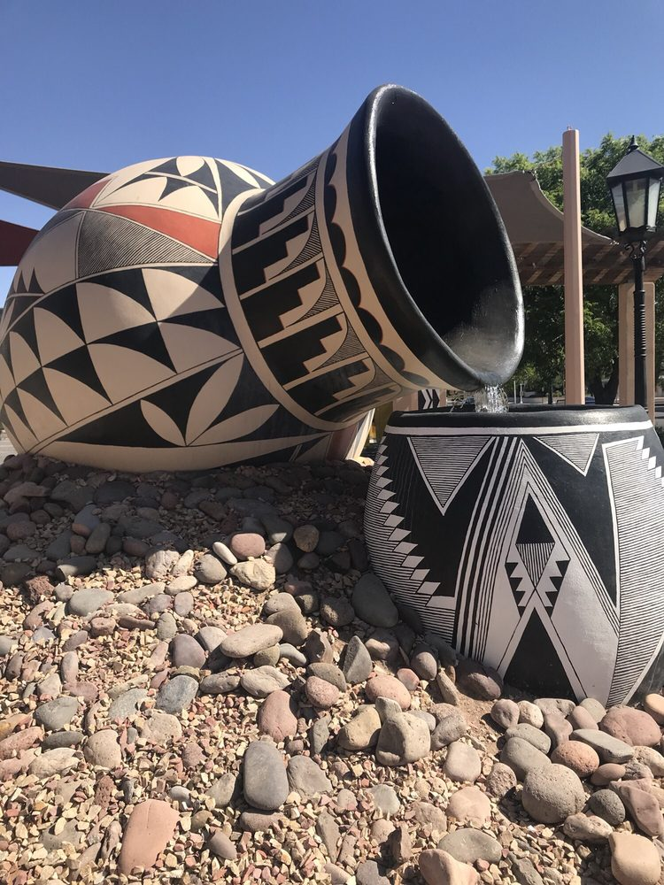 Plaza Pots: 201 W Spruce St, Deming, NM