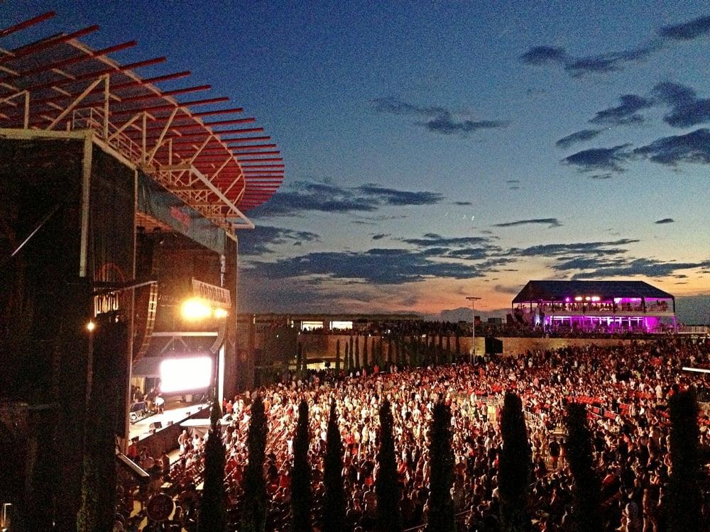 Austin 360 Amphitheater Oddball Festival Yelp