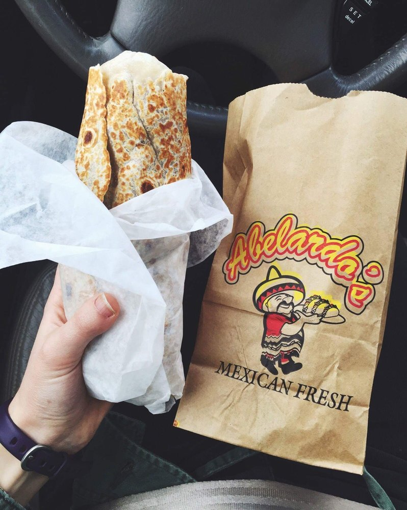 Abelardo's Mexican Fresh: 1229 S 180th St, Omaha, NE