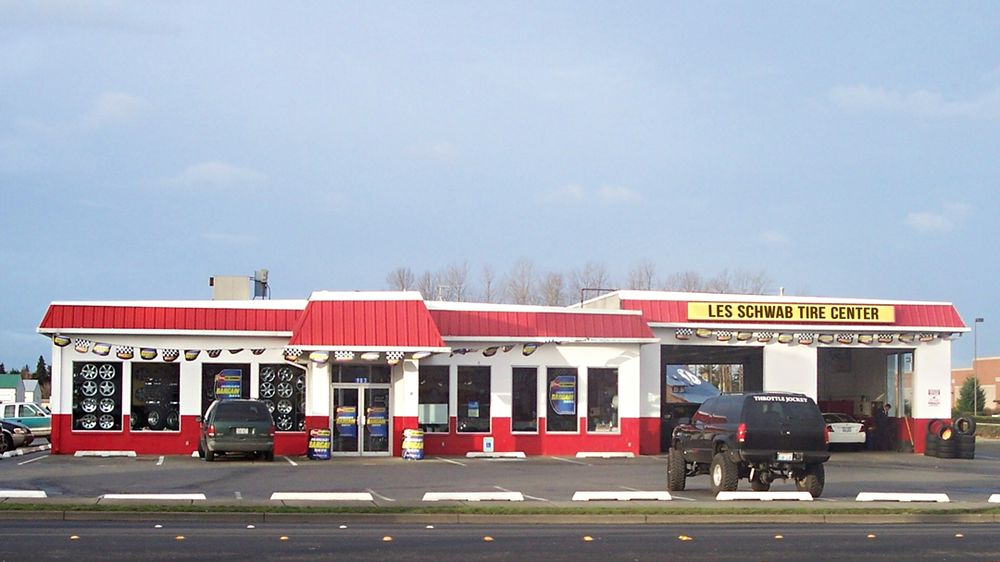 Les Schwab Tire Center: 903 S Burlington Blvd, Burlington, WA