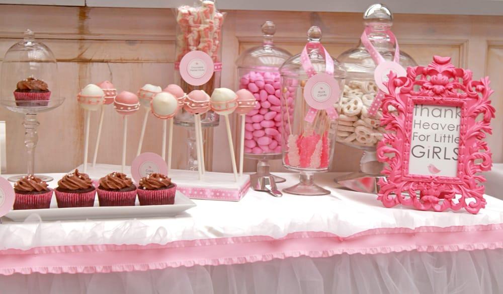 Sweet 16 Dessert Table Yelp