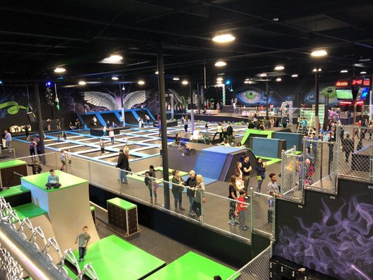 Flying Circus 455 Andover Park E Tukwila Wa Sports Clubs Mapquest