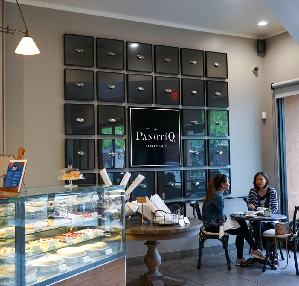 La Panotiq Bakery Cafe Mountain View Mountain View Ca