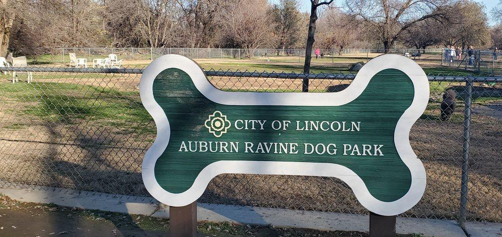Auburn Ravine Dog Park