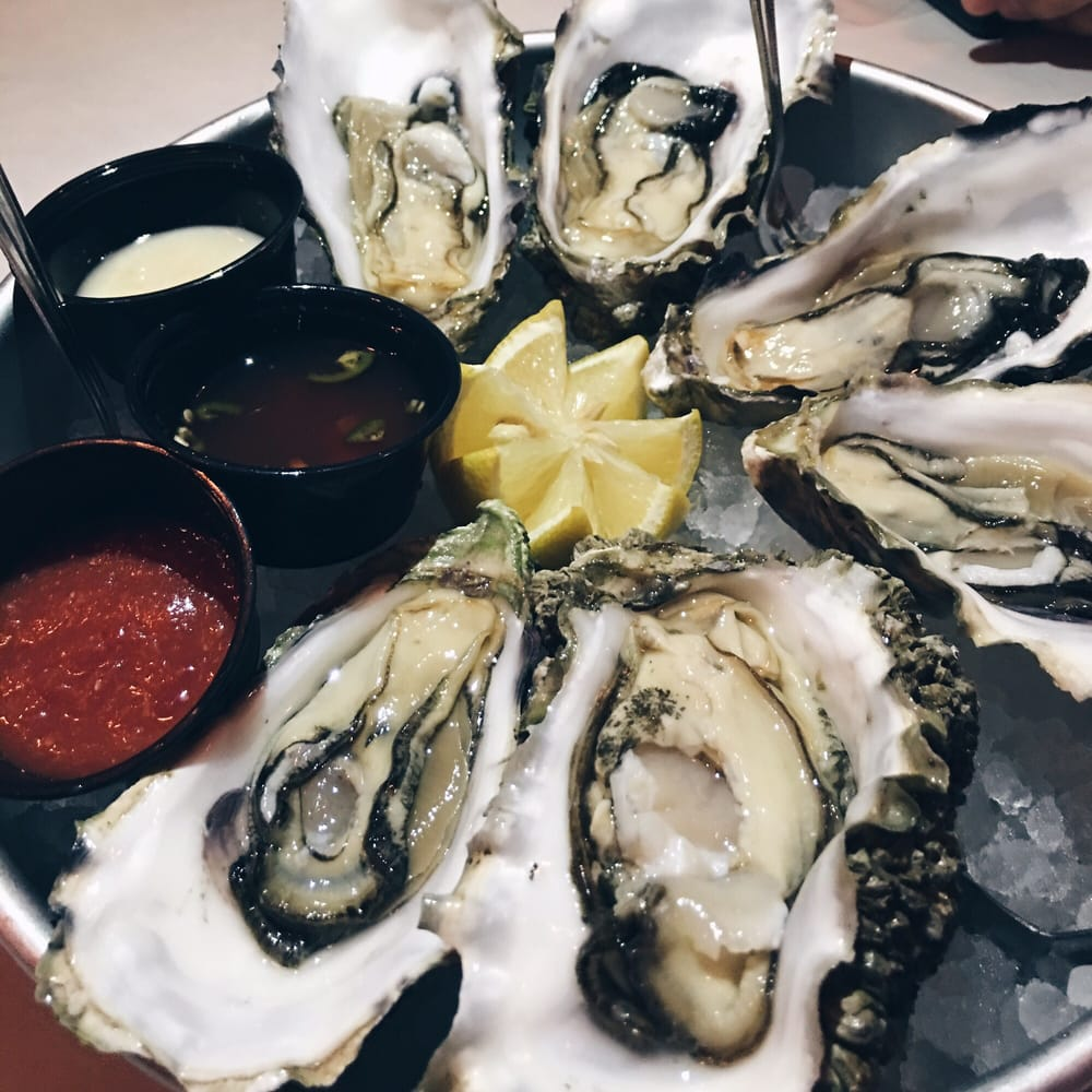 $1 oysters & clams - Yelp