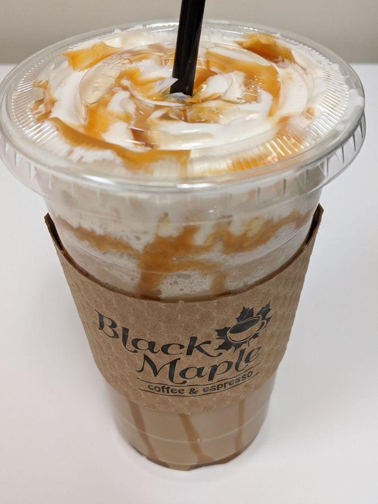 Black Maple Coffee and Espresso: 1140 E Linn St, Canton, IL