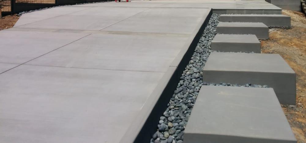 Photo Of Peninsula Concrete Contractors Redwood City Ca United States Davis Colors