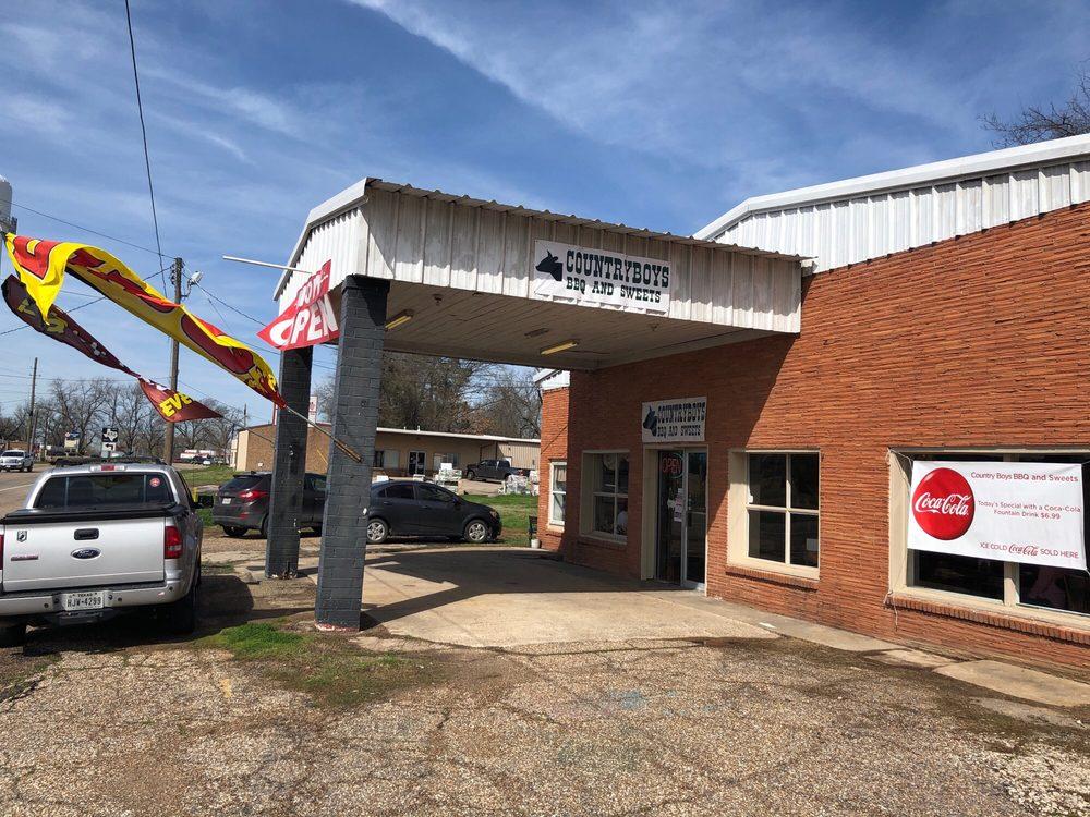 CountryBoys BBQ and Sweets: 414 W Bdwy, Winnsboro, TX