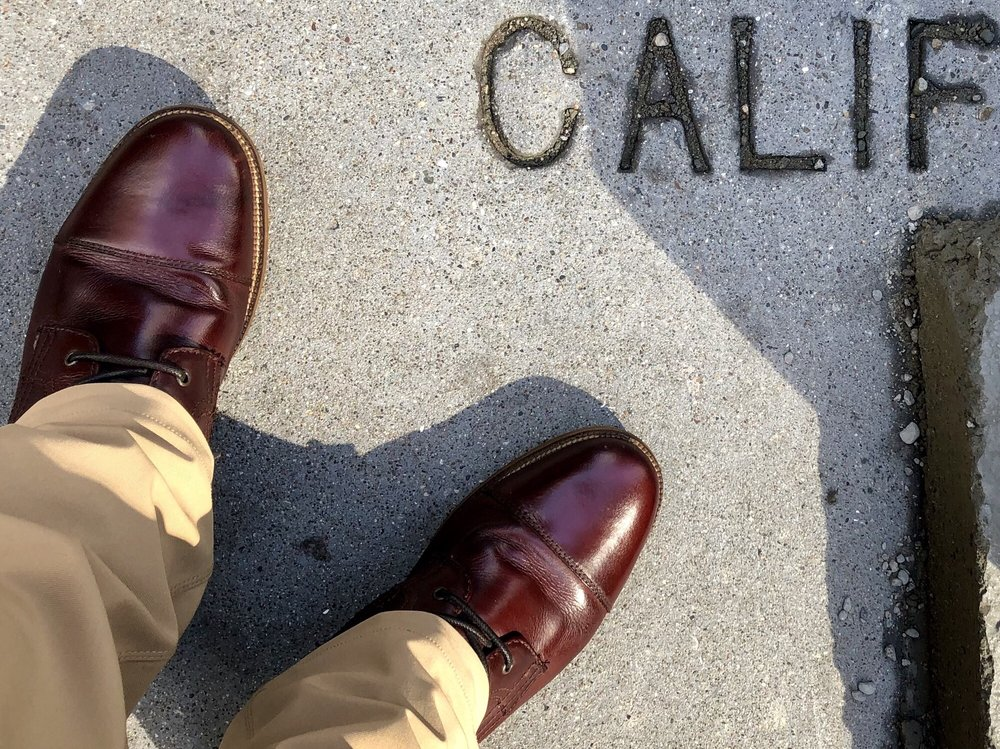 Olajuwan Shoe Shine: 275 Battery St, San Francisco, CA