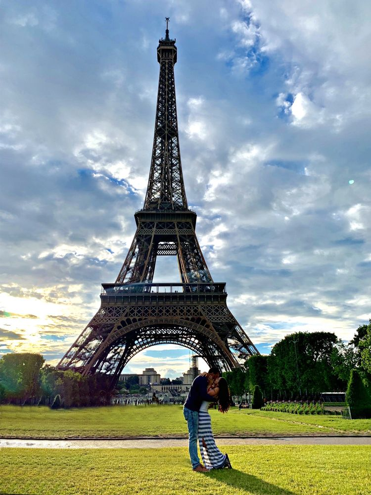 Eiffel Tower Terrace