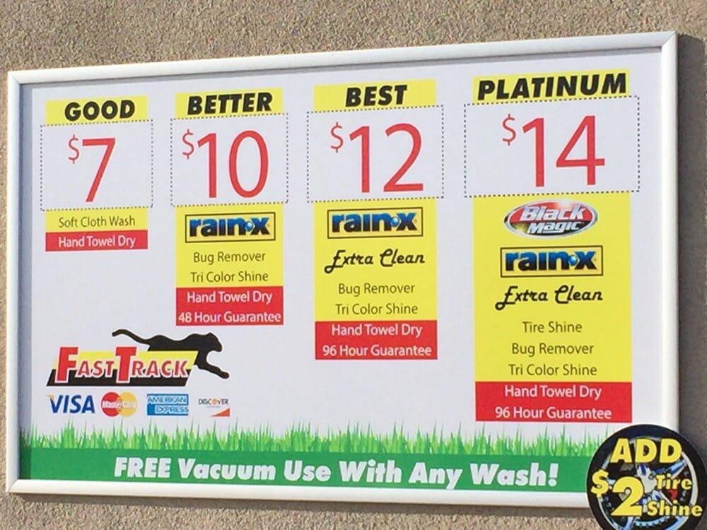 Car Wash Near Tracy Ca