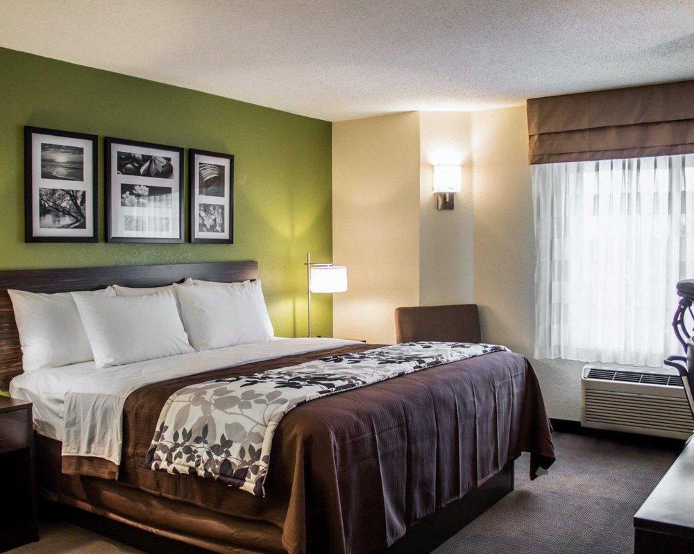 Sleep Inn: 5509 Milan Rd, Sandusky, OH