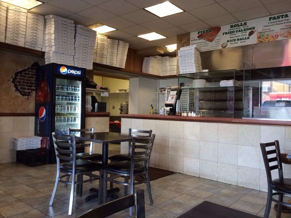 The Square Pizza Hylan Blvd Staten Island Ny