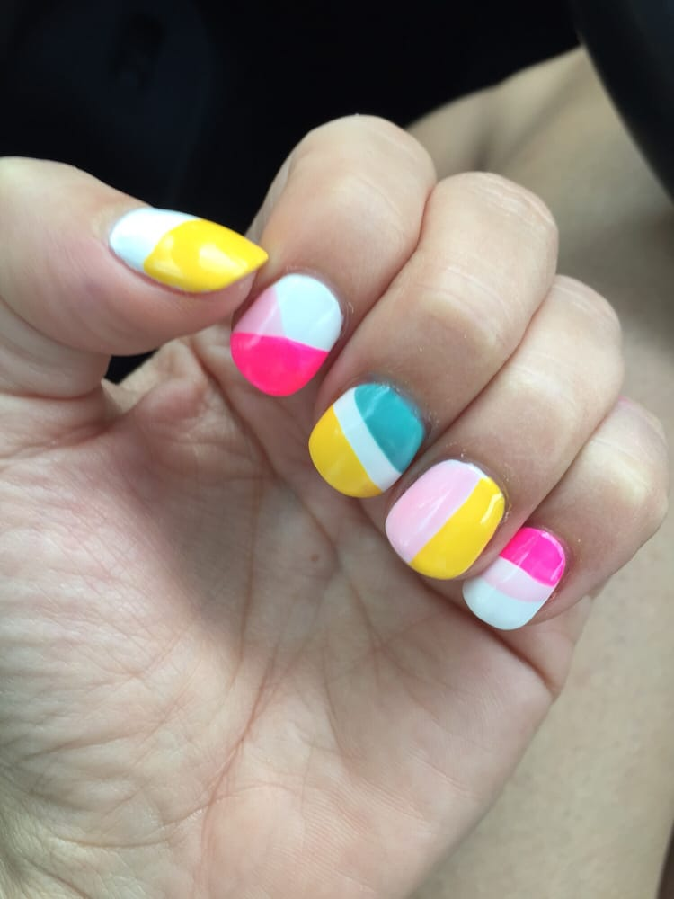 Tony nails it with the funky nail art yelp for 24 hour nail salon chicago
